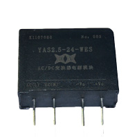 24V交流模块电源yas2.5-24-wes