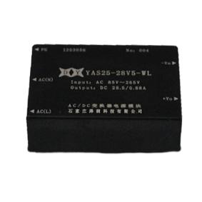 ACDC电源模块YAS25-28V5-WL