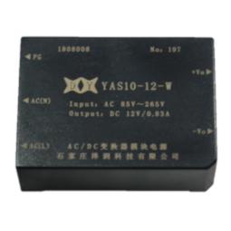 12V宽范围ac-dc模块电源