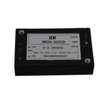 四分之一砖RWG50-100W系列DCDC电源模块