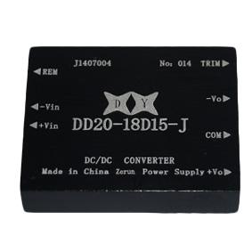 20WDCDC电源模块18v转15v