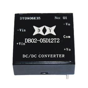 DB系列DCDC电源模块2W