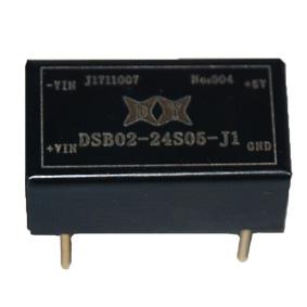DS系列2w DCDC电源模块