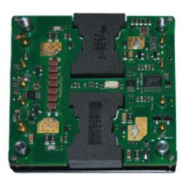 DCDC 1/2砖隔离开关模块电源板载